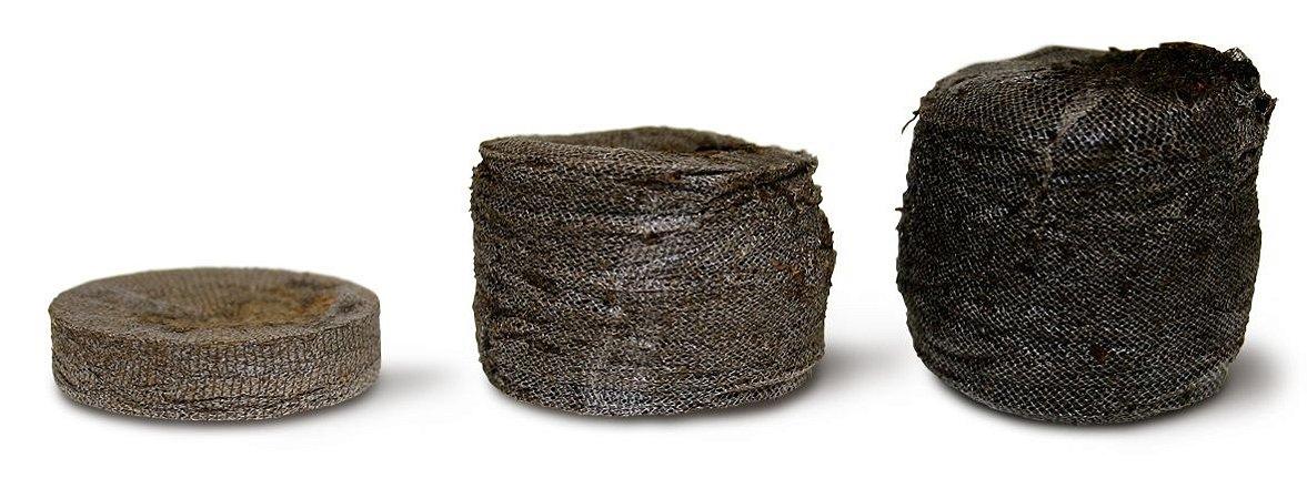 Células de Germinação Jiffy - 25 x 35 mm