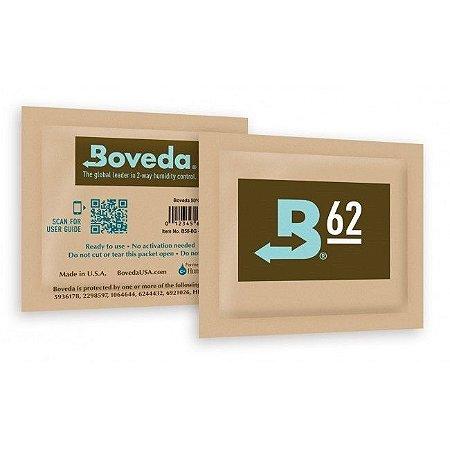 Controlador de umidade Boveda 62% 1g