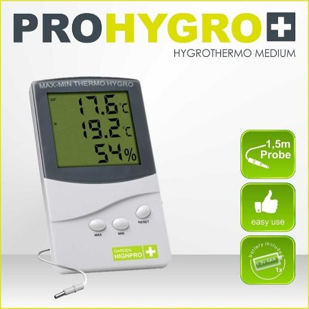 ProHygro Medium - Termo-higrômetro