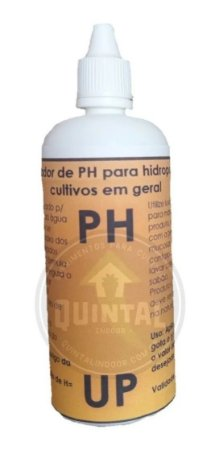 PH Up - Regulador de PH 100 Ml