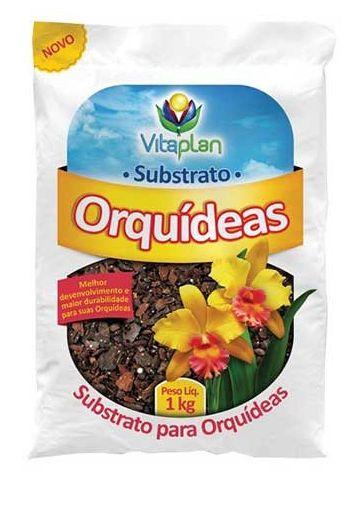 Preparo para Orquideas 1 Kg Vitaplan