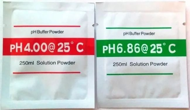 Sache de Calibracao de PH - 4,00 e 6,86