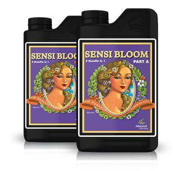 Fertilizante Advanced Nutrients Sensi Bloom 500ml Part A + Part B