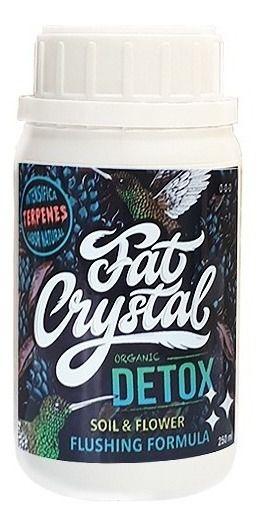 Fertilizante Fat Crystal Organic Detox 250 ml