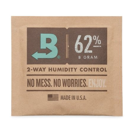Controlador de umidade Boveda 62% 8g