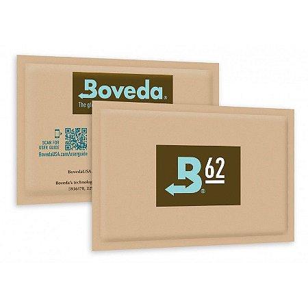 Controlador de umidade Boveda 62%
