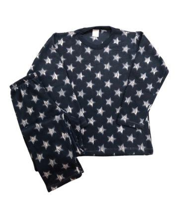 Pijama Infantil Soft ESTRELAS MARINHO