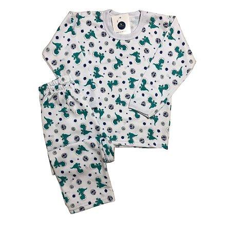 Pijama Flanela DINO