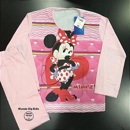 Pijama Infantil MINNIE CHARME