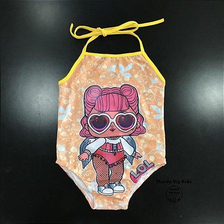 Maiô Infantil Proteção Solar LOL