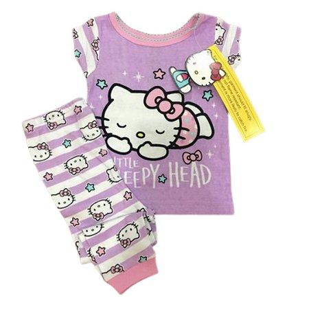 Pijama Infantil SLIM Hello Kitty