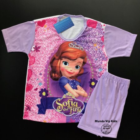 Pijama Infantil PRINCESA SOFIA