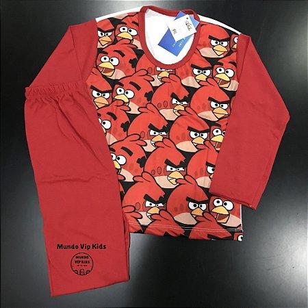 Pijama Infantil ANGRY BIRDS