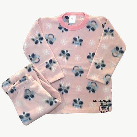 Pijama Infantil Soft RAPOSAS