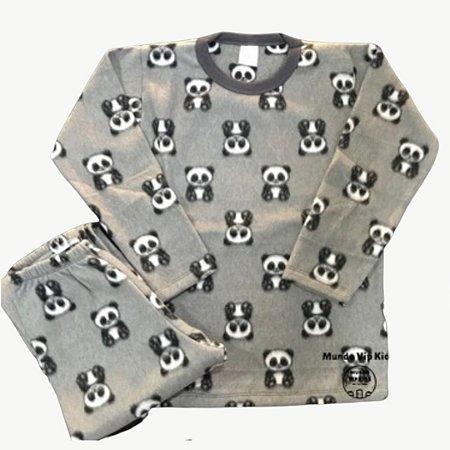 Pijama Infantil Soft PANDA