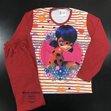 Pijama Infantil LADY BUG