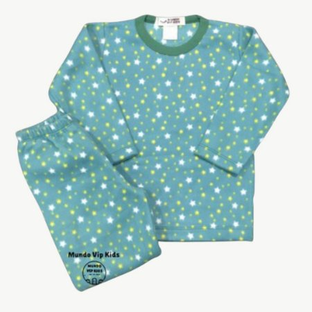 Pijama Infantil Soft STARS