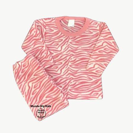 Pijama Infantil Soft ZEBRINHA