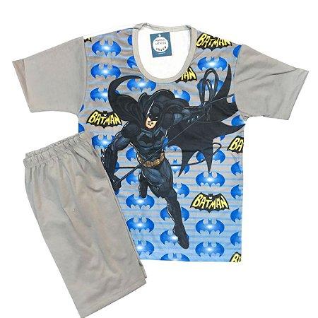 Pijama Infantil BATMAN
