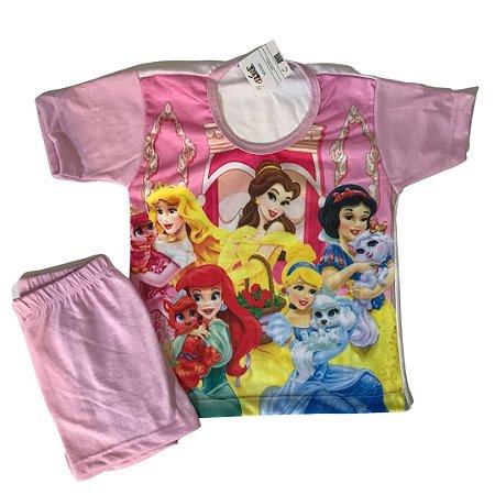 Pijama Infantil PRINCESAS