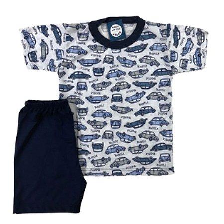 Pijama Infantil Malha Fria BEETLE
