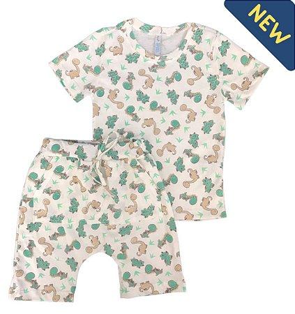 Pijama Infantil SARUEL DINOS