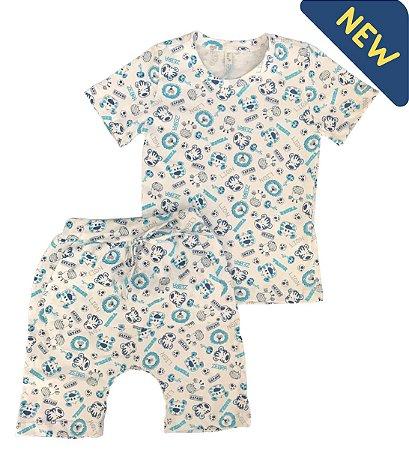 Pijama Infantil SARUEL SAFARI