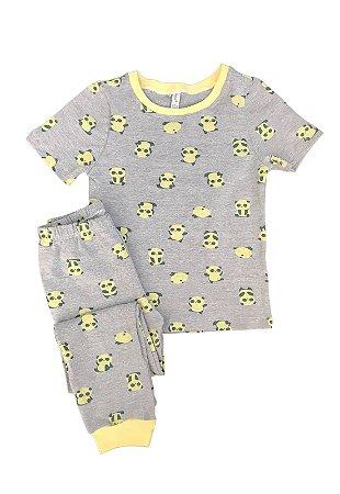 Pijama Infantil SLIM PANDAS