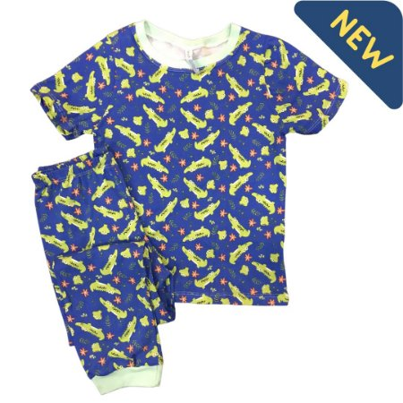 Pijama Infantil SLIM JACARÉS