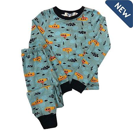 Pijama Infantil SLIM YELLOW SUBMARINE