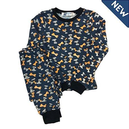 Pijama Infantil SLIM DOGS