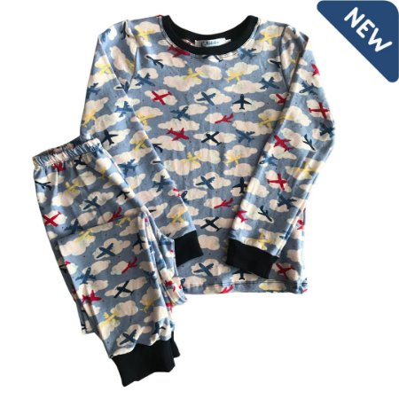 Pijama Infantil SLIM AVIÕES