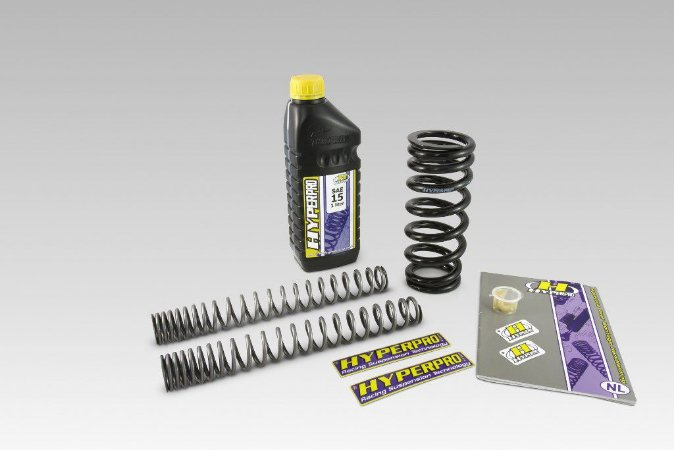 Kit de Rebaixamento Hyperpro BMW F800GS STD/ADVENTURE 13> 20mm