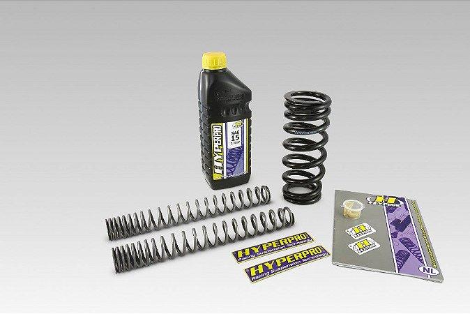 Kit de Rebaixamento Hyperpro BMW F800GS 08 A 12 - 50mm