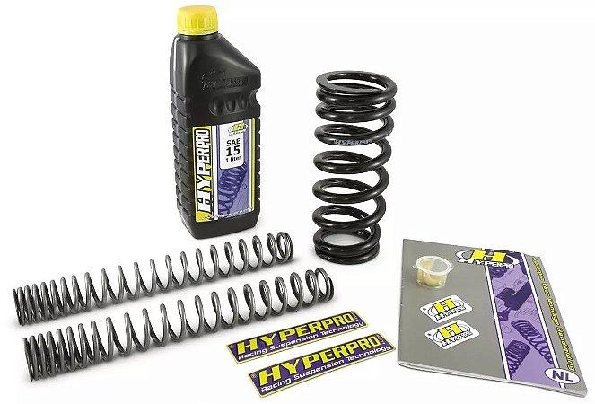 Kit de Rebaixamento Hyperpro BMW F700GS com/sem ESA 13> - 30mm
