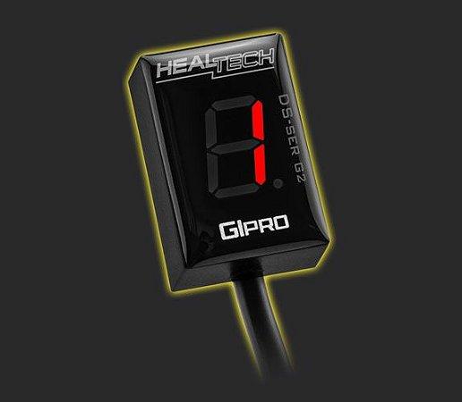 INDICADOR DE MARCHAS HEALTECH GiPRO-X HONDA CBR600F2/F3/F4, 900RR/929/954, CB600HORNET, CB1300SF