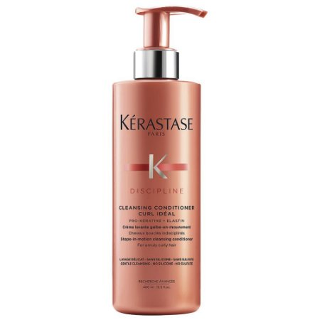 Kérastase Discipline Curl Ideal Light Poo - Shampoo 400ml