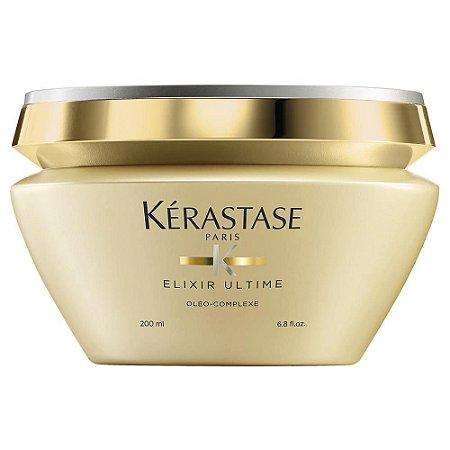 Kérastase Elixir Ultime Masque - Máscara de Nutrição 200ml