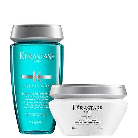 Kit Kérastase Spécifique Dermo-Calm Duo (2 Produtos)