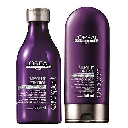 Kit L'Oréal Professionnel Expert Absolut Control Duo (2 Produtos)