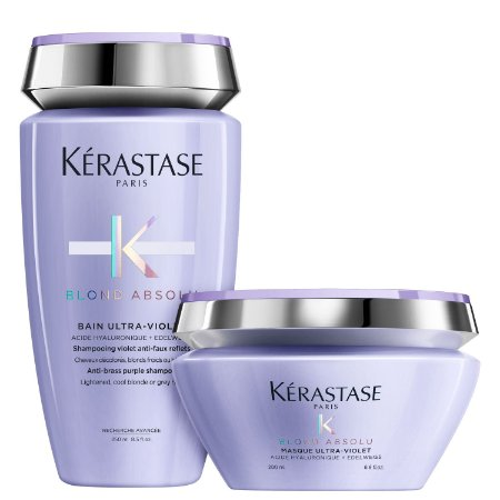 Kérastase kit Blond Absolu Ultra-Violet Duo (2 Produtos)
