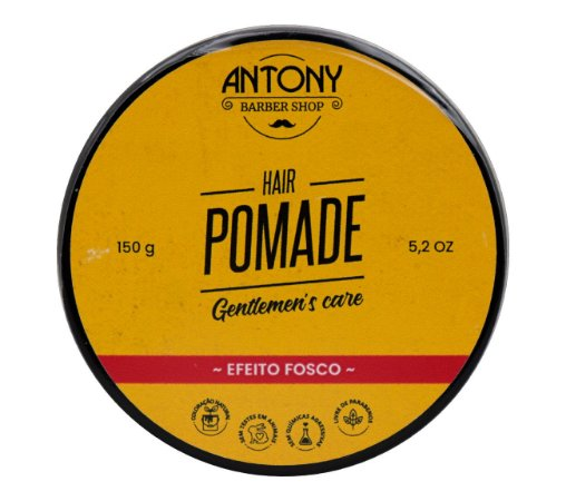 Barber Shop Pomada Matte - 150gr