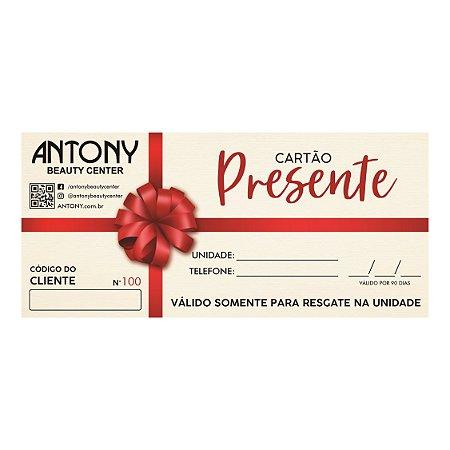 Voucher Antony R$ 50,00