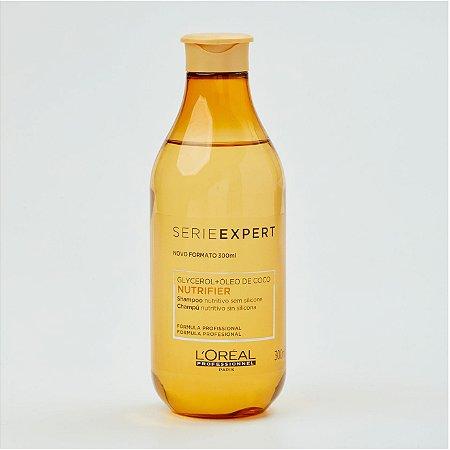L'Oréal Pro Serie Expert Nutrifier Shampoo 300 Ml