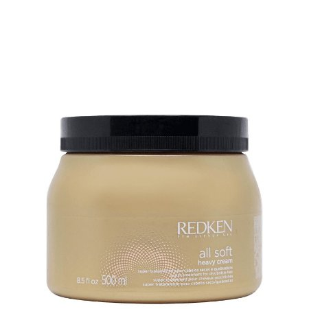 Redken All Soft Heavy Cream - Máscara de Hidratação 500ml