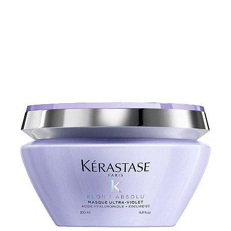 Kérastase Blond Absolu Ultra-Violet - Máscara 200ml
