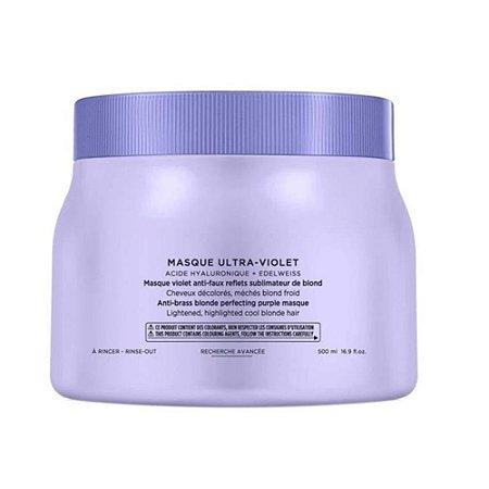 Kérastase Blond Absolu Ultra-Violet - Máscara 500ml