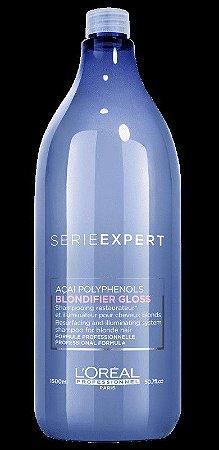 L'Oréal Pro Serie Expert Blondifier Gloss - Shampoo 1500ml