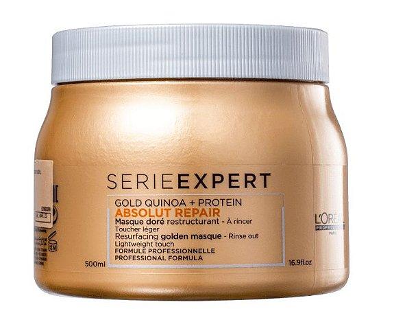 L'Oréal Pro Absolut Repair Gold- Máscara Golden  500ml