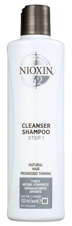 Nioxin System 2 Cleanser - Shampoo 300ml